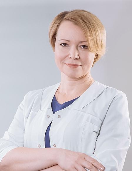 Харичева Елена Ивановна