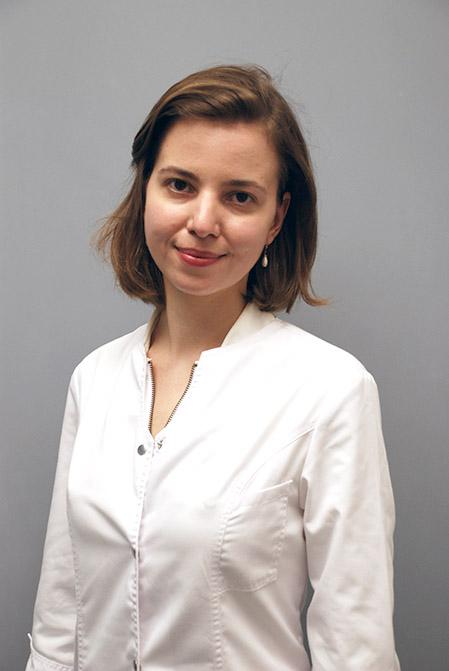 Расохина Ольга Игоревна