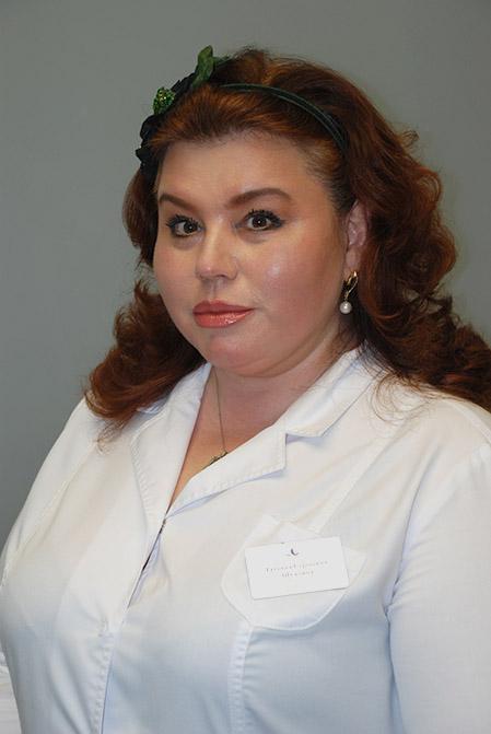Шкалина Татьяна Сергеевна