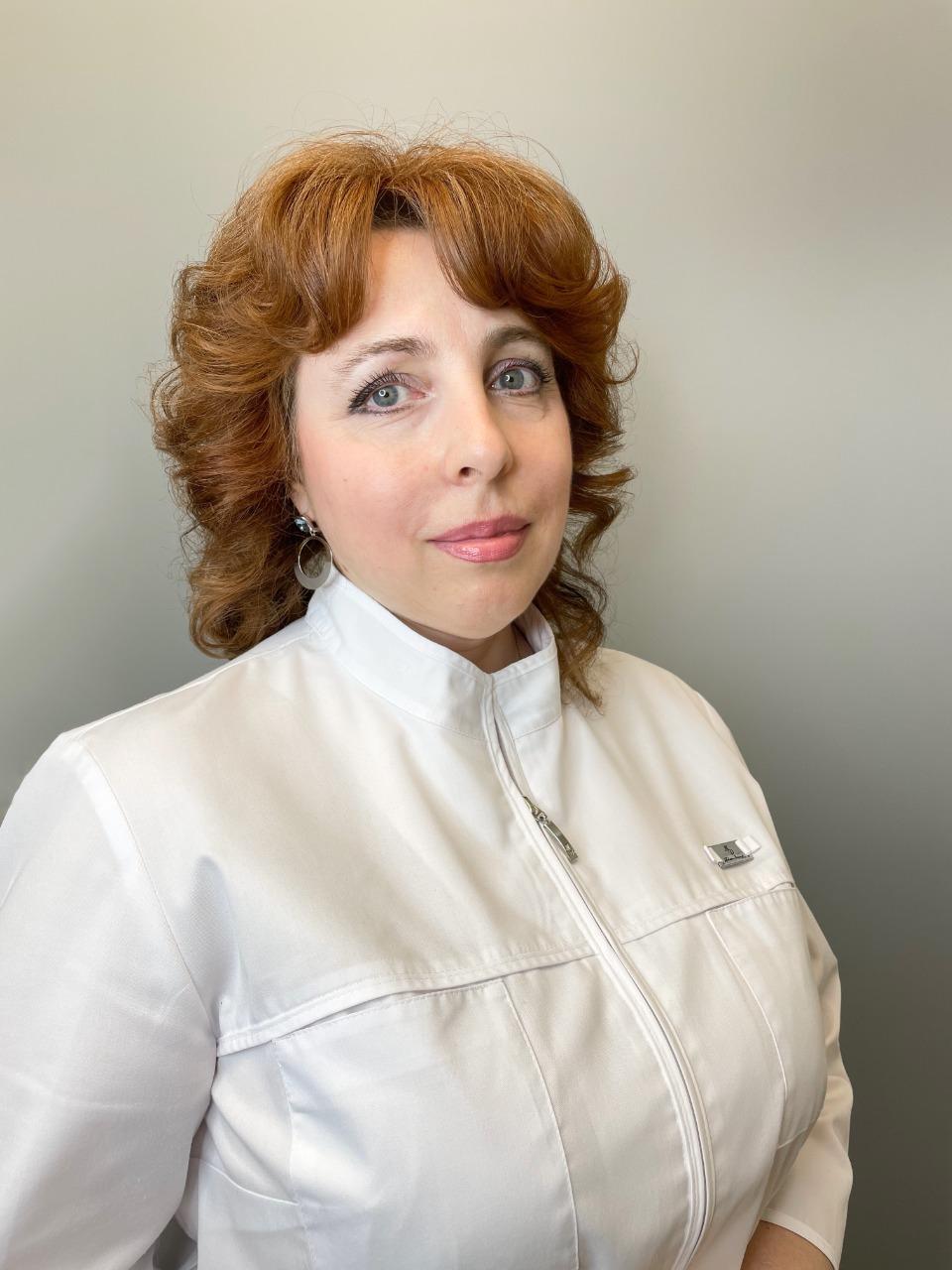 Шабанова Ольга Георгиевна